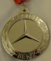 Mercedes Half Marathon Medal 2010