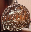 Montgomery Half Marathon Medal 2010