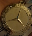 Mercedes Half Marathon Medal 2011