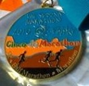 Sedona Half Marathon Medal 2010