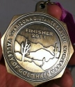 Valley of Gold Medal 2011