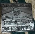 Yuma Territorial Half Medal 2010