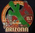 Arizona RnR Half Marathon Medal 2011
