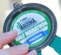 IMS Arizona Half Medal 2010