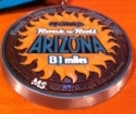 Rock and Roll Arizona Half Marathon Medal 2012