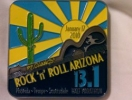 Arizona RnR Half Marathon Medal 2010