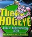Hogeye Half Marathon Medal 2011