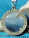 American Discovery Trail (ADT) Half Marathon Medal 2011