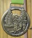 Colorado Half Marathon Medal 2009