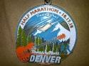 Denver RnR Half Marathon Medal 2010