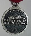 Estes Park Half Marathon 2009