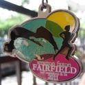 Fairfield Half Marathon Medal 2011