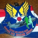 Dover Air Force Base - Heritage Half Marathon Medal 2012