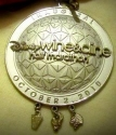 Disney Wine & Dine Half Marathon Medal 2010