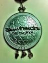 Disney Wine & Dine Half Marathon Medal 2011