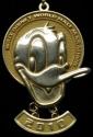 Walt Disney World Half Marathon Medal 2010