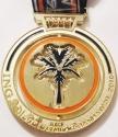 Miami Half Marathon Medal 2010