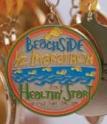 Beachside Half Marathon Medal 2011