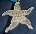 Clearwater Halfathon Half Marathon Medal 2010