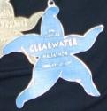Clearwater Halfathon Half Marathon Medal 2011
