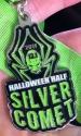 Silver Comet Half Marathon Medal 2011