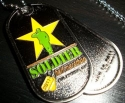 Soldier Half Marathon Medal 2011