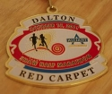 Dalton Red Carpet Half Marathon Medal 2011