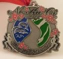 Maui Half Marathon Medal 2009