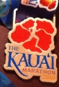 Kaua'i Half Marathon Medal 2010