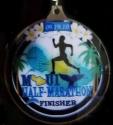 Maui Half Marathon Medal 2010