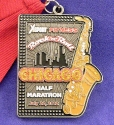 Chicago Rock and Roll Medal 2012