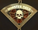 Monster Dash Half Marathon Medal 2011