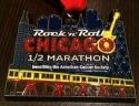 Chicago RnR Half Marathon Medal 2011
