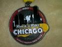 Chicago RnR Half Marathon Medal 2010