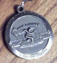 Des Moines Half Marathon Medal 2011