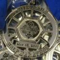 Five Trails Half Marathon Medal 2011