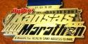 Kansas Half Marathon Medal 2012