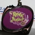 Rock the Night Away Half Marathon Medal 2012