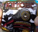 Iron Horse Half Marathon Medal 2011