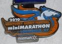 Kentucky Derby Half Marathon Medal 2010