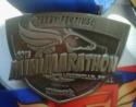 Kentucky Derby Half Marathon Medal 2011