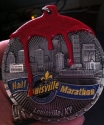 Louisville Half Marathon Medal 2011