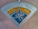 Minneapolis Half Marathon Medal - 2011