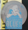Mississippi Blues Half Marathon Medal 2011