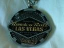 Las Vegas RnR Half Marathon Medal 2009