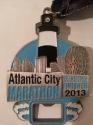 Atlantic City Half Marathon - 2013