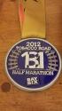 Tobacco Road Half Marathon 2012