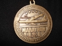 Air Force Half Marathon Medal 2010