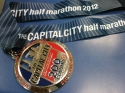 Capital City Half Marathon 2012