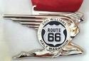 Route 66 Half Marathon Medal 2011